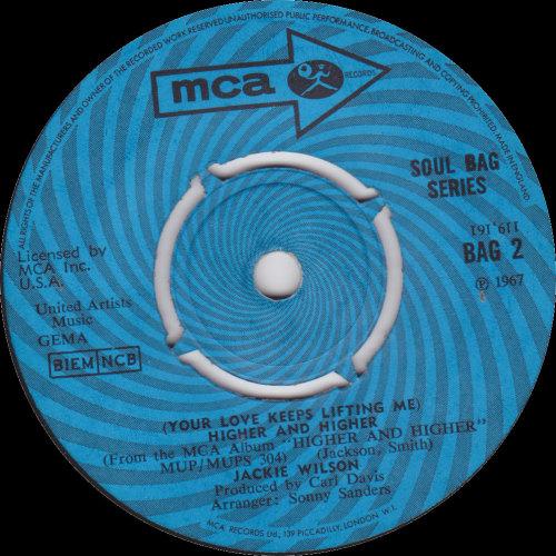 Jackie Wilson -