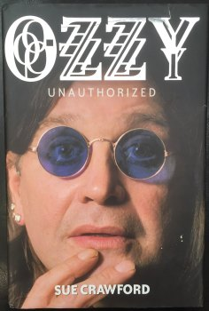 """Ozzy Unauthorized"" by Sue Crawford"