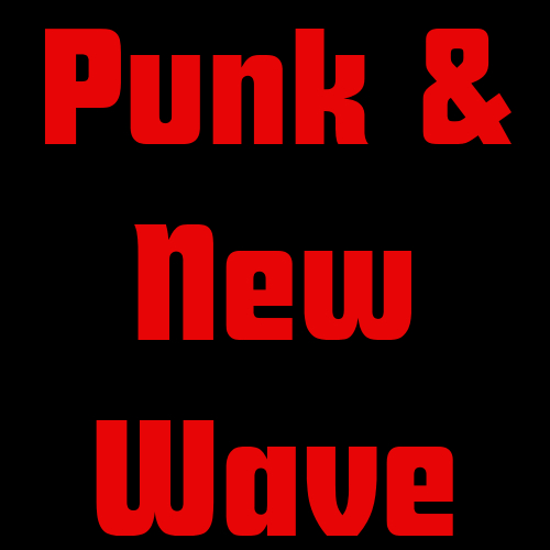 <!-- 001 -->Punk &amp; New Wave