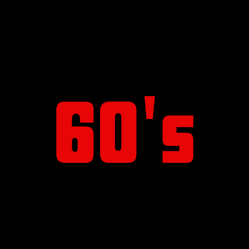 <!-- 006 -->60's