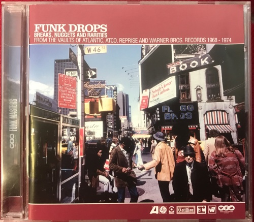 Various Artists - Funk Drops: Breaks, Nuggets And Rarities From The Vaults