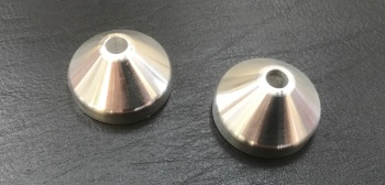 "Aluminium 7"" Spindle Adapters"