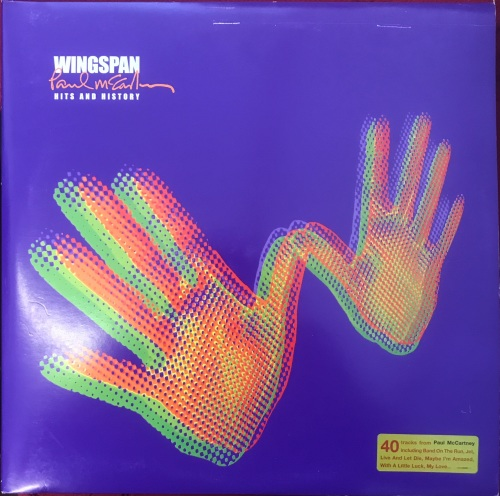 Paul McCartney - Wingspan: Hits And History