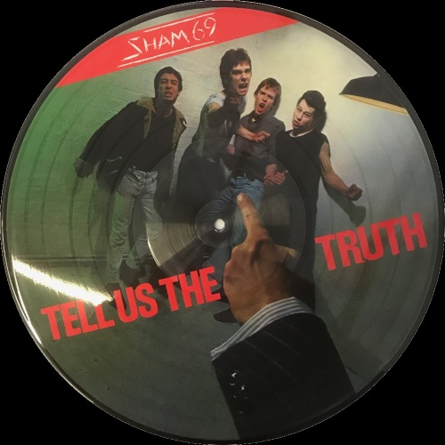 Sham 69 - Tell Us The Truth