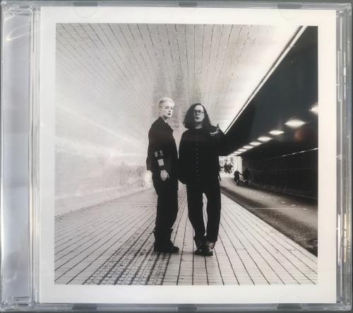 Miles & Erica - We Came Here To Work (CD)