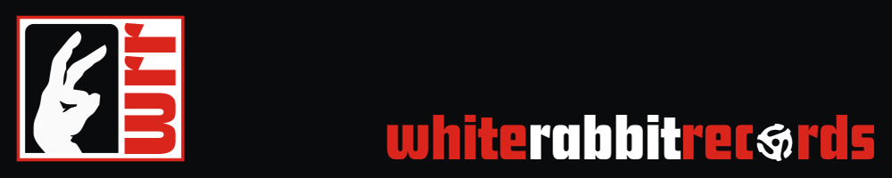 White Rabbit Records, site logo.