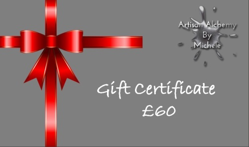 £60 Gift Certificate