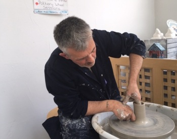 Pottery Wheel Session - Adults