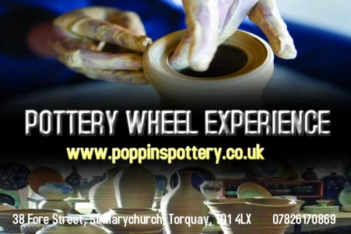 Pottery Wheel Experience Voucher
