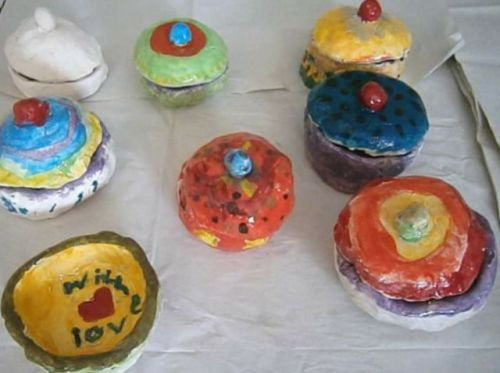 Kid's Monthly Pottery Class -  Saturday 10.30am-12.00pm - 7th September 201