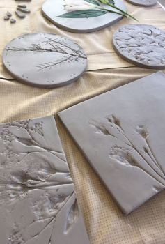 Evening Pottery Class - - Tuesday. 4th June 7pm-9pm