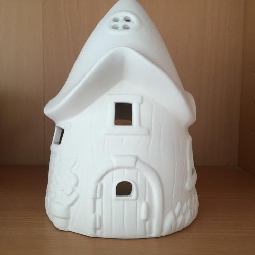 Fairy house tea light