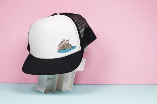 Mudskipper Trucker Hat