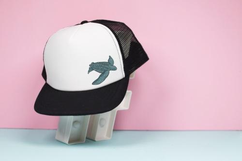 Leatherback Turtle Trucker Hat