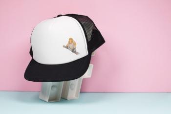 Proboscis Monkey Trucker Hat