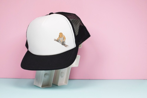 Proboscis Monkey Trucker Hat