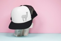 Alpaca Trucker Hat