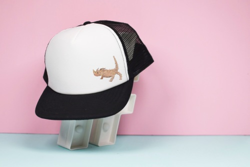 Thorny Dragon Trucker Hat