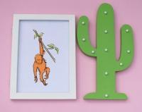 Orangutan A4 Print