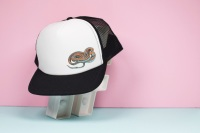 San Francisco Garter Snake Trucker Hat