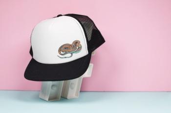 San Francisco Garter Snake Trucker Hat