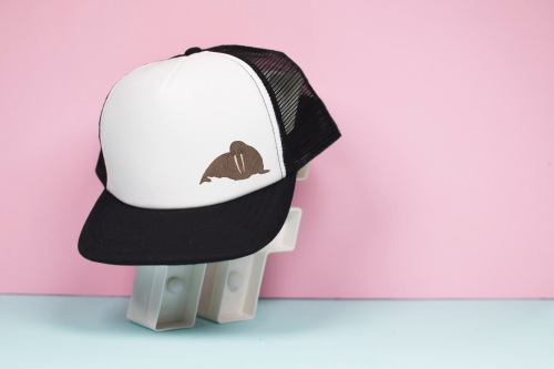 Walrus Trucker Hat