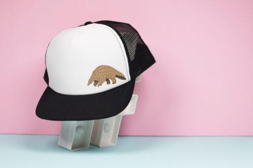 Pangolin Trucker Hat