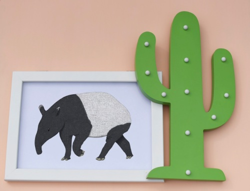 Tapir A4 Print