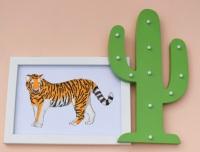 Tiger A4 Print