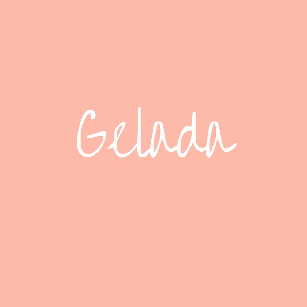 Gelada