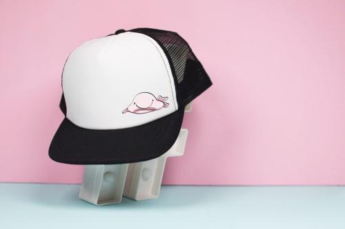 Blob Fish Trucker Hat