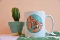 Atlas Moth Mug