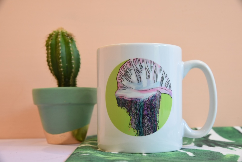Portuguese Man of War Mug
