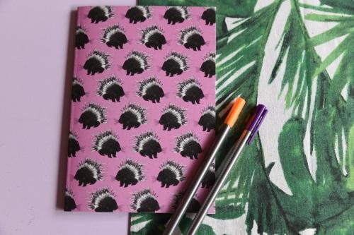 Porcupine A5 Notebook