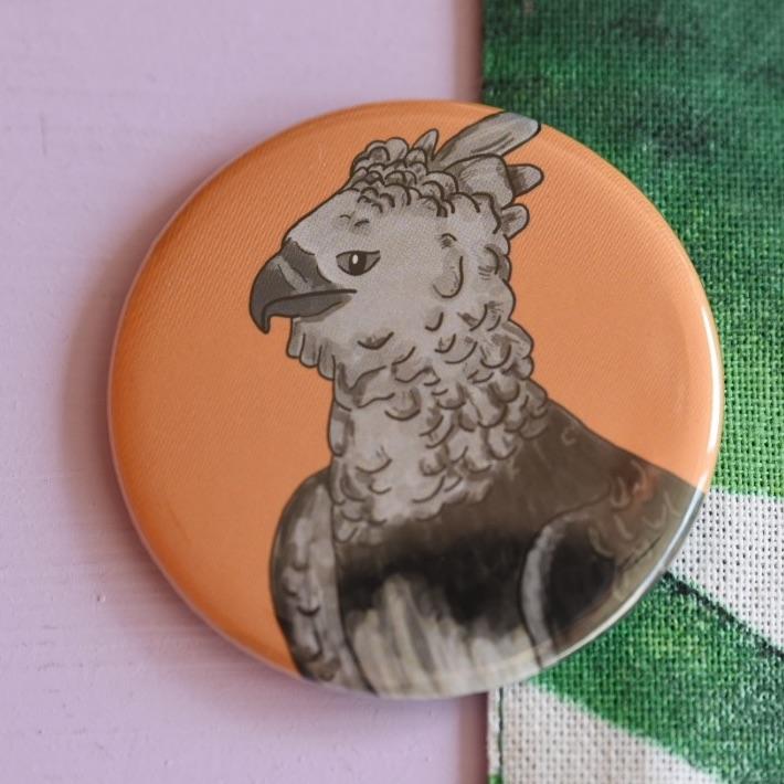 Harpy Eagle Magnet