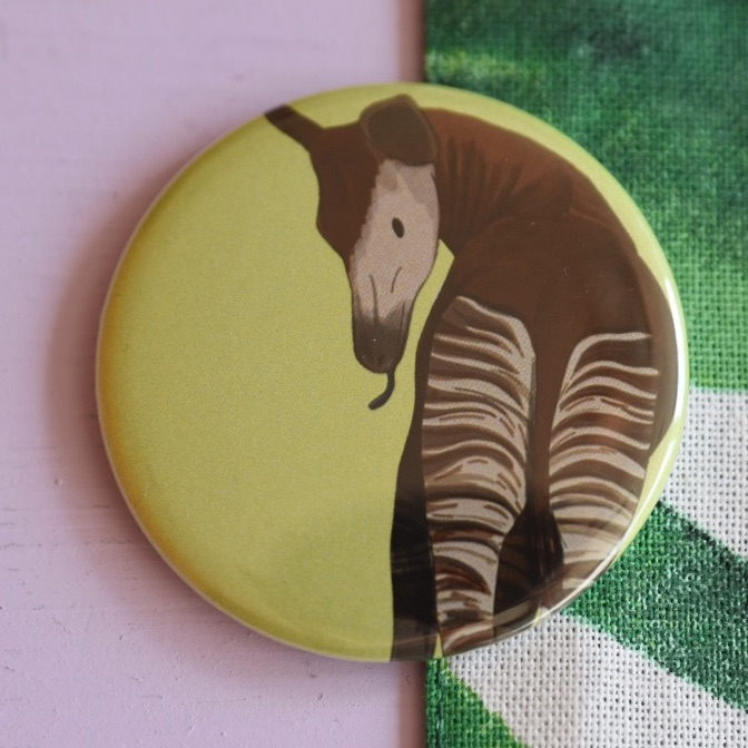 Okapi Magnet