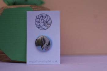 Anteater 25mm Badge