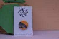 Vaquita 25mm Badge