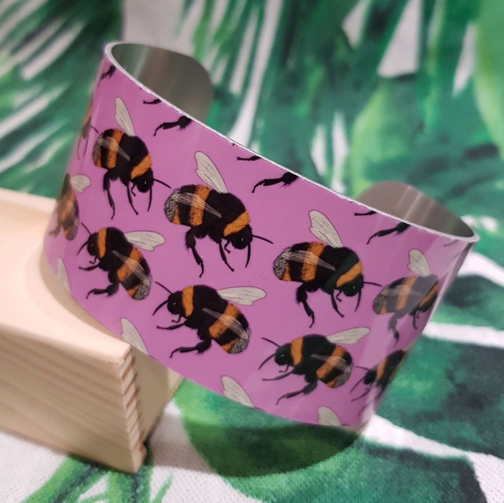Bumblebee Bangle