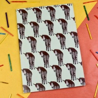 Okapi A5 Notebook - Clearance Typo