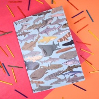 Shark Notebook - Whale Shark