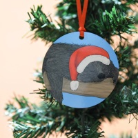 Binturong Christmas decoration