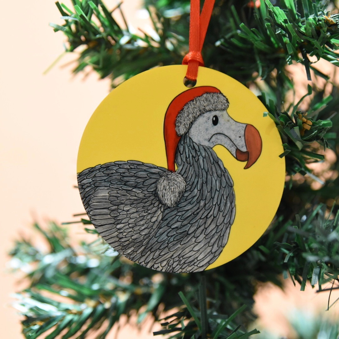 Dodo Christmas Decoration