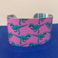 Utahraptor Bangle