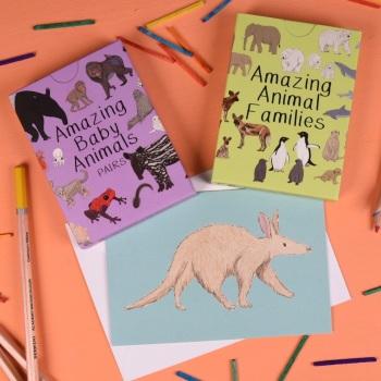 Amazing Animals Game Gift Set