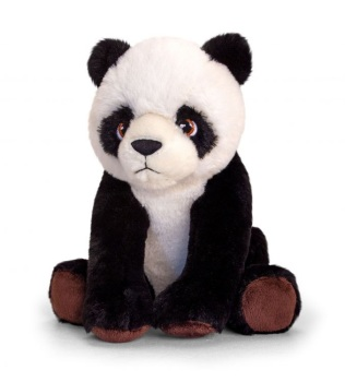 18cm Eco Panda