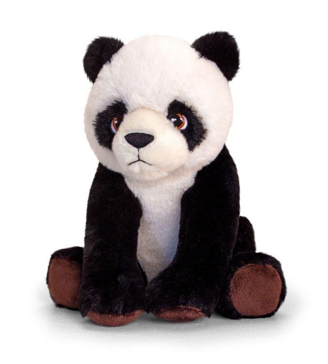 Preorder - 18cm Eco Panda