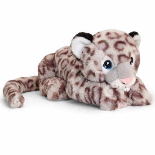 Preorder - 25cm Eco Snow Leopard