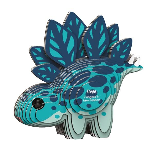 Stegosaurus 3d Model Kit