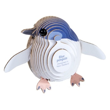 Penguin 3d Model Kit